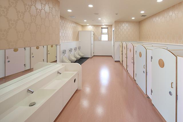 2階子供用トイレ