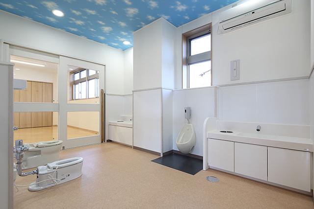 沐浴・乳児用トイレ